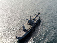 Командный крейсер USS Mount Whitney