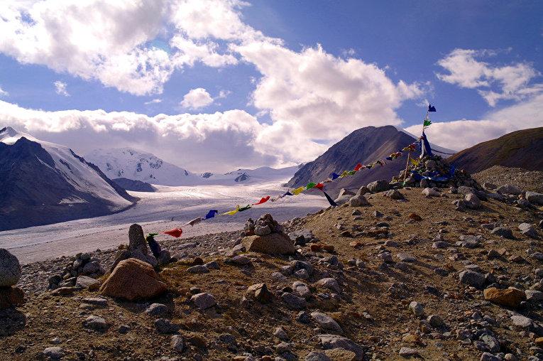 Алтай-Таван-Богд в Монголии