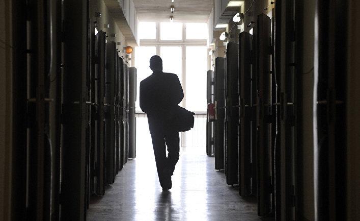 Бывшая тюрьма эпохи тайной полиции в Берлине