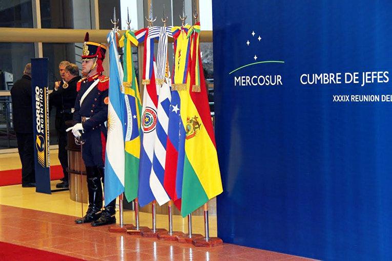 Саммит стран Южноамериканского общего рынка (МЕРКОСУР)