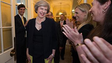 Новый премьер-министр Великобритании Тереза Мэй