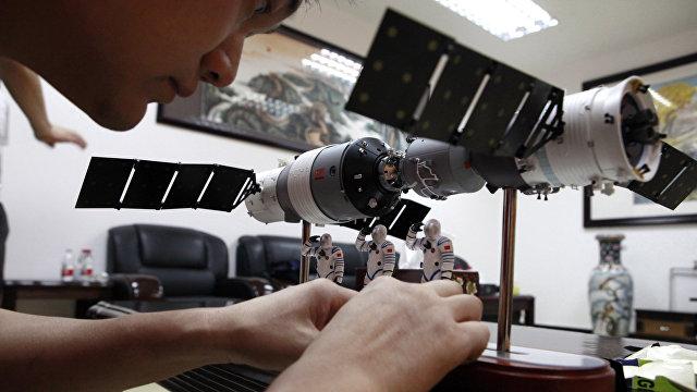 Bloomberg (США): Китай и Россия объединяются в новой космической гонке