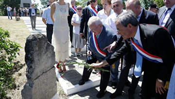 Визит делегации французских депутатов в Севастополь