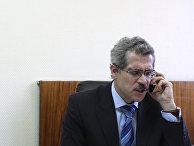 Директор ФГУП «Антидопинговый центр» Григорий Родченков