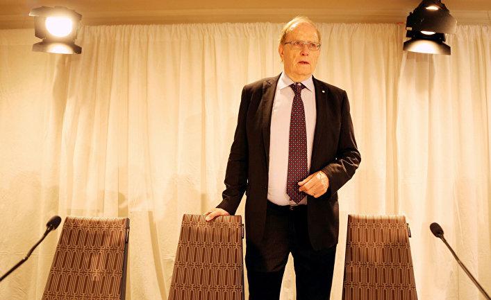 Глава независимого расследования комиссии WADA о возможных допинг-манипуляциях на Олимпийских играх 2014 года в Сочи Ричард Макларен