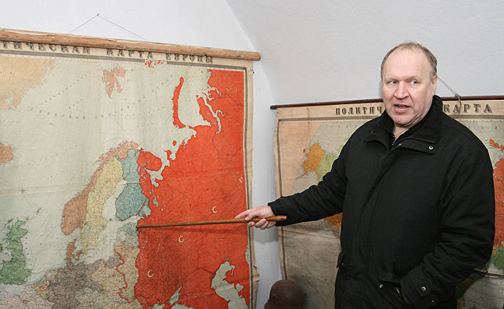 Дипломат и бывший посол Эстонии в России Март Хельме