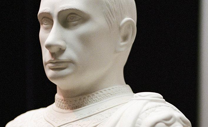 Бюст Владимира Путина