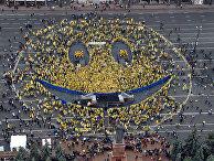 Акция «Челябинск улыбается миру»