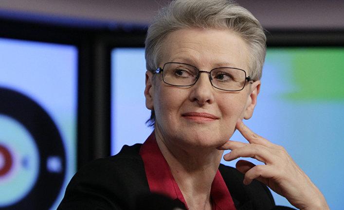 Политолог, ведущий аналитик Московского центра Карнеги Лилия Шевцова