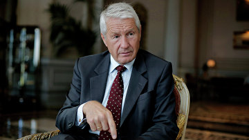 Генсек Совета Европы Турбьерн Ягланд