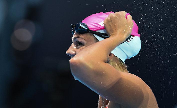 Чемпионат мира FINA 2015. Плавание. Второй день. Вечерняя сессия