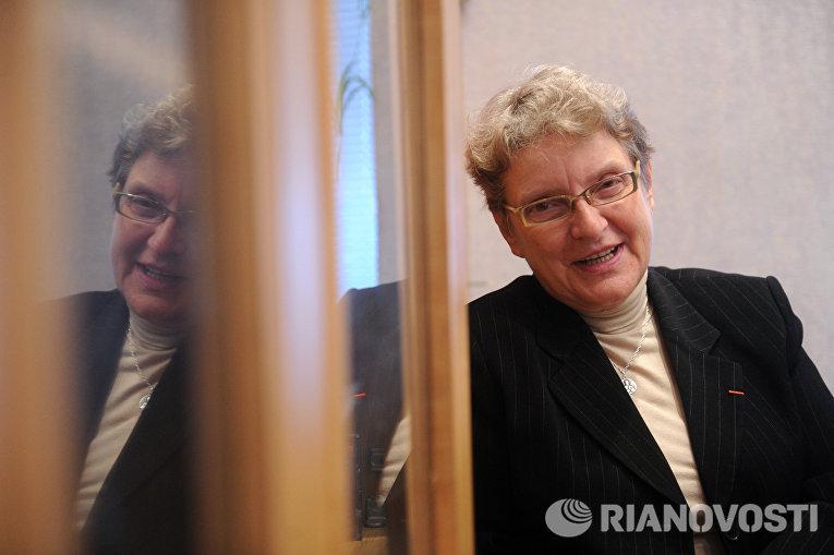 Правозащитница Светлана Ганнушкина