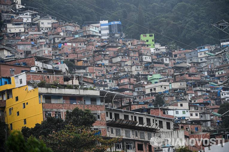 Жилые дома в Рио-де-Жанейро