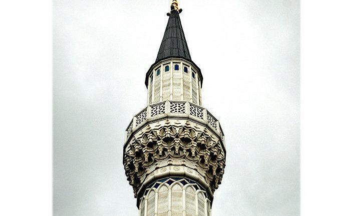 Мечеть в Берлине