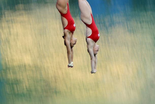 Американские спортсменки Ами Козад и Джессика Парратто