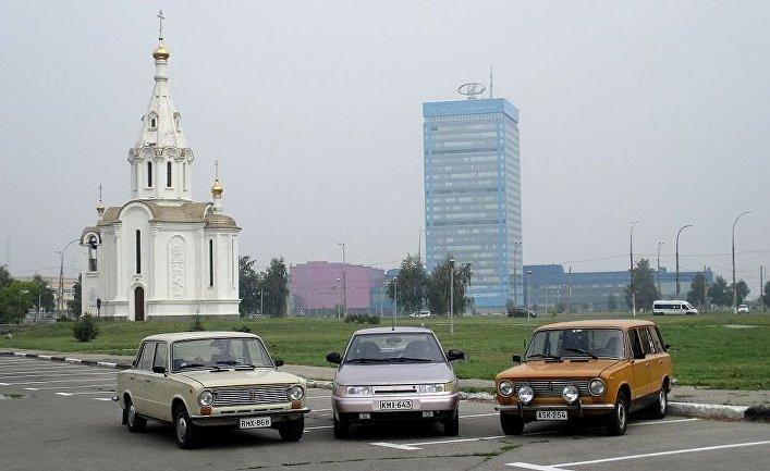 «Лады» в Тольятти