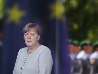 Канцлер Германии Ангела Меркель. 27 июня 2016