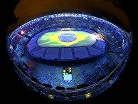 Церемония закрытия Олимпийских игр в Рио-де-Жанейро