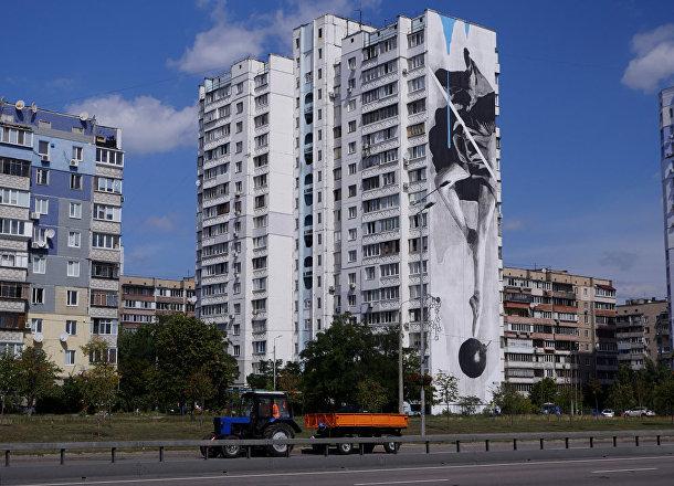 Киевские граффити