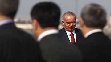 Президент Узбекистана Ислам Каримов прибыл в Москву
