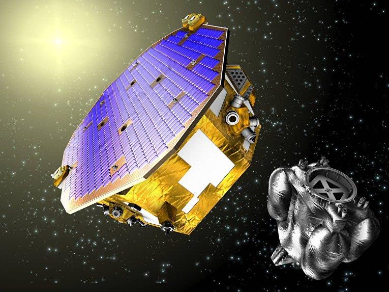 Космический аппарат LISA