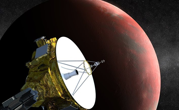 Автоматическая межпланетная станция «Новые горизонты»