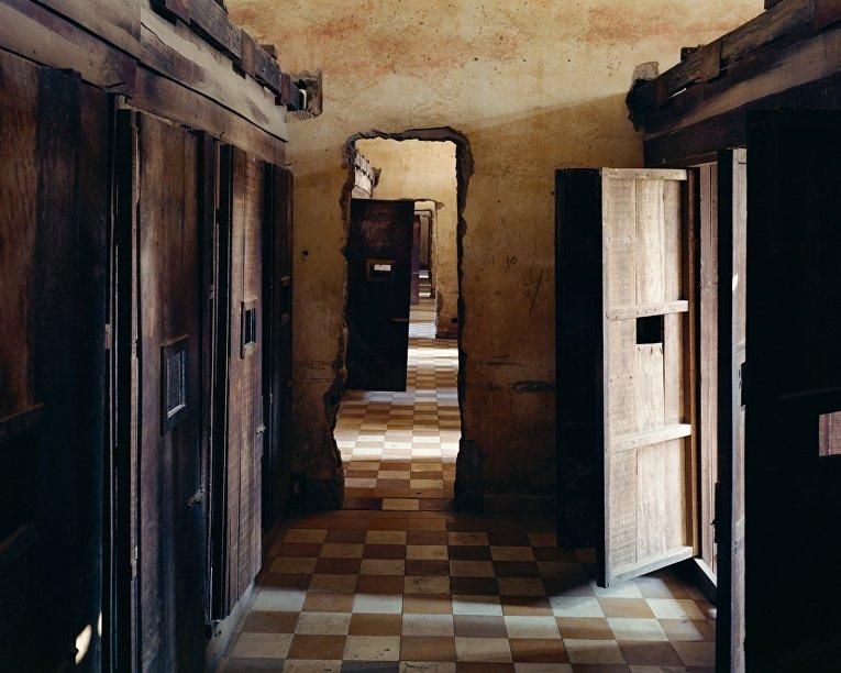 Музей геноцида «Туольсленг»