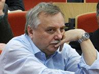 Чешский политолог Оскар Крейчи