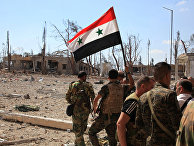 Сирийские военные отвоевали один из районов на юго-западе Алеппо
