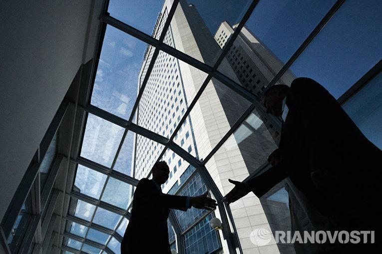 Годовое собрание акционеров компании «Газпром»