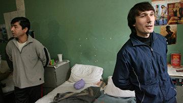 Центр для содержания иностранных граждан ГУВД Москвы