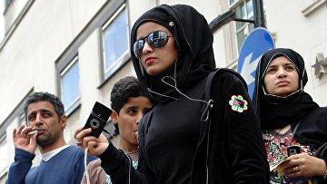 Мусульмане в Европе