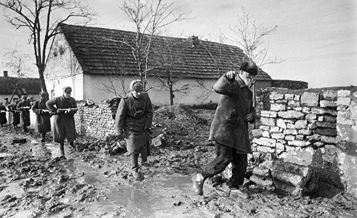 Великая Отечественная война 1941-45 гг. Освобождение Одессы