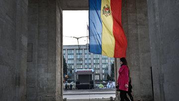 Триумфальная арка в Кишиневе