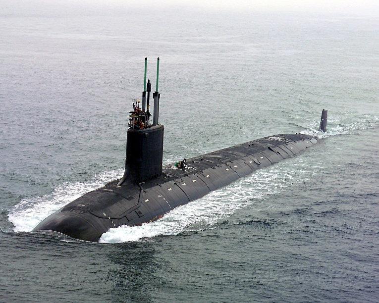 Подводная лодка типа «Вирджиния» ССН 774