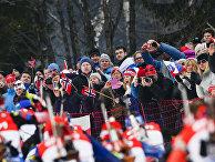 Чемпионат мира по биатлону в Осло