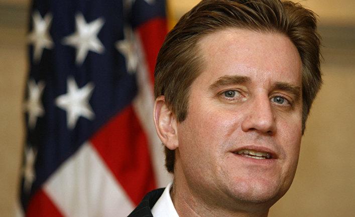 Американский дипломат Мэтью Брайза