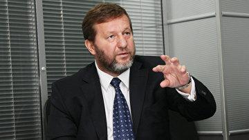 Бывший заместитель премьер-министра России, предприниматель Альферд Кох