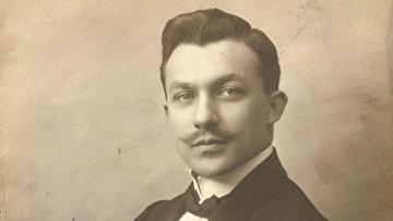Композитор и пианист Луиджи Адальджизо Феррарис в Петербурге в 1912 году