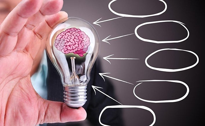 Работа мозга
