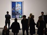 Выставка «Шедевры нового искусства. Собрание С.И. Щукина» в Париже