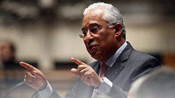 Премьер-министр Португалии Антонио Коста