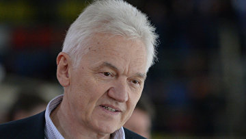 Председатель Совета директоров, президент СКА Геннадий Тимченко
