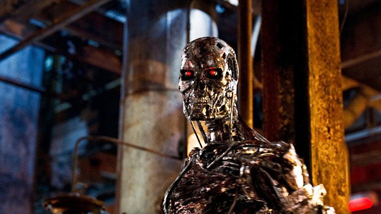 Кадры из фильма «Терминатор-4»