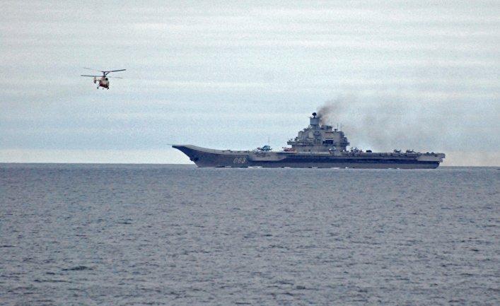 Тяжёлый авианесущий крейсер «Адмирал Флота Советского Союза Кузнецов»