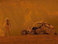 Кадр из фильма «Космос между нами»