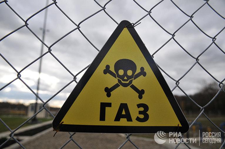 Добыча газа на Колодницком месторождении в Львовской области