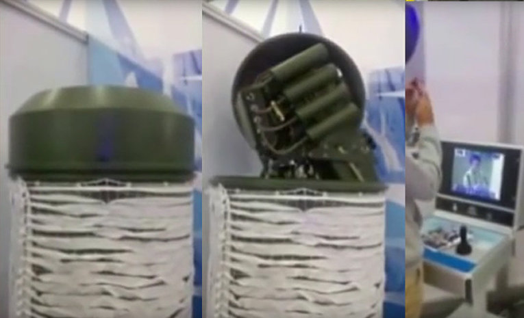Российский робота-убийца для охраны границ