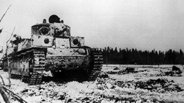 Советско-финляндская война 1939-1940 годов