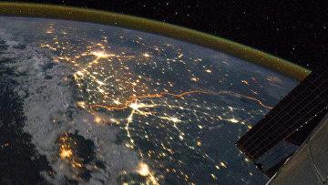 Фотографии Земли с МКС 2011
